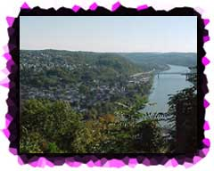 Looking upstream on the Mon from McKeesport Pennsylvania.